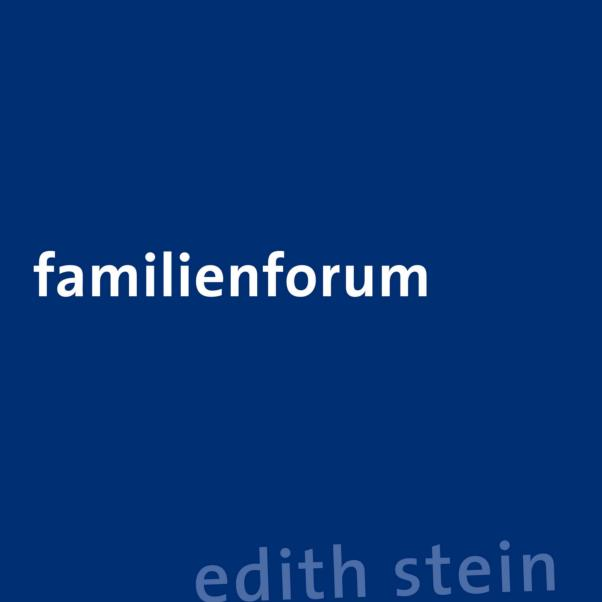 familienforum edith stein